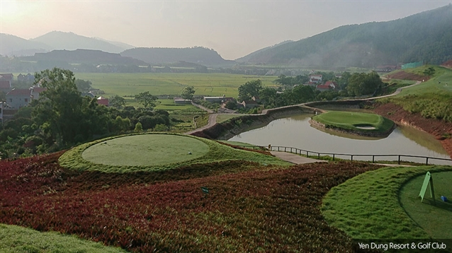 Vietnam's Yen Dung Resort plans dramatic second course