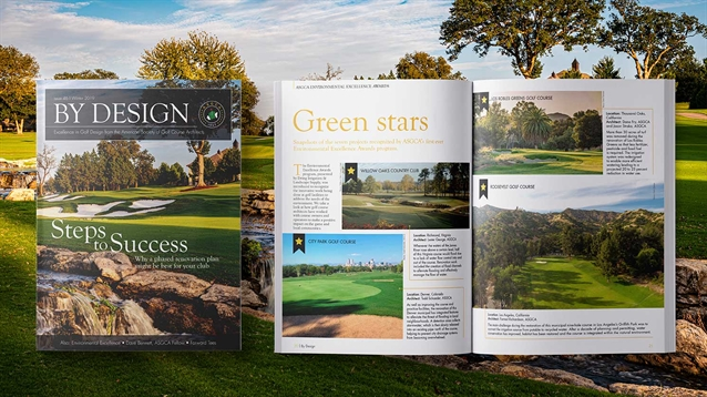 Winter 2019 issue of ASGCA's By Design magazine is out now