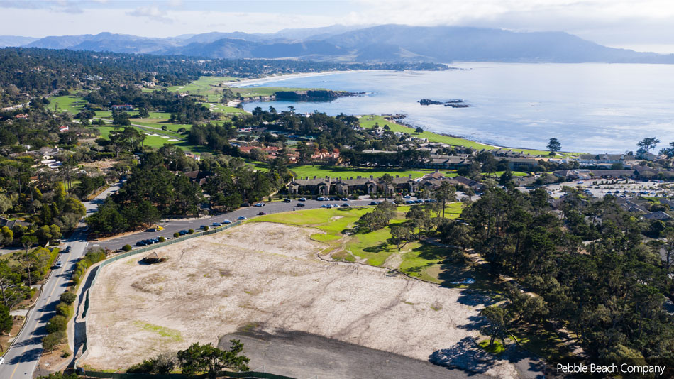 TGR Design to redesign Pebble Beach's par-three layout