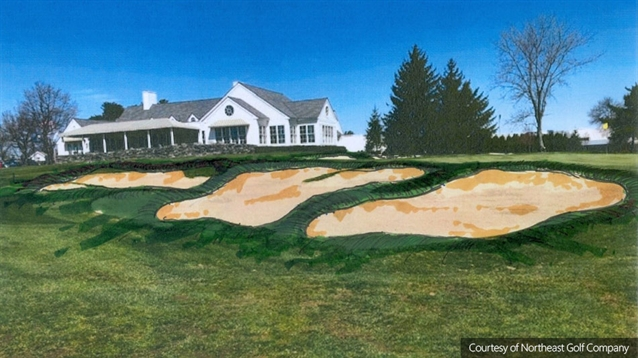 McNeil plans to recapture Ross bunker style at Burlington CC