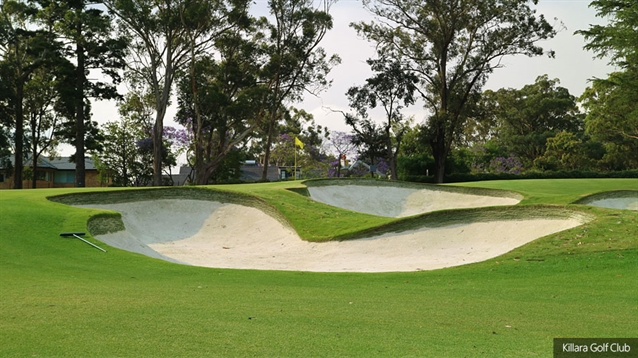 Harley Kruse completes renovation work at Killara