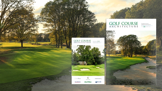 The January 2020 issue of Golf Course Architecture is out now!