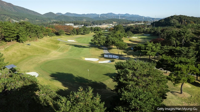 Redesigned Korea venue makes LPGA Tour debut