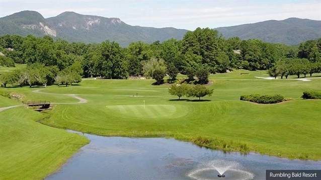 Rumbling Bald selects Champion bermuda for Apple Valley greens