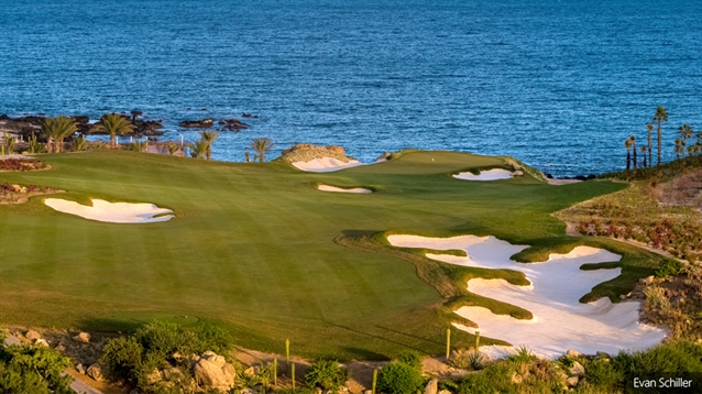 Former Ocean course at Cabo del Sol reopens as the Cove Club