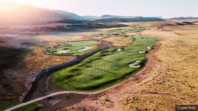 New Copper Rock golf course to open for public play in February