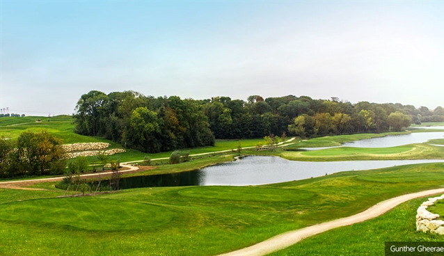 Golf International de Roissy-en-France: Keeping the green