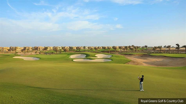 Golf Saudi puts environment at centre of development strategy