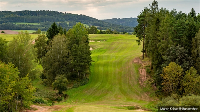 New golf course in the Czech Republic nears opening