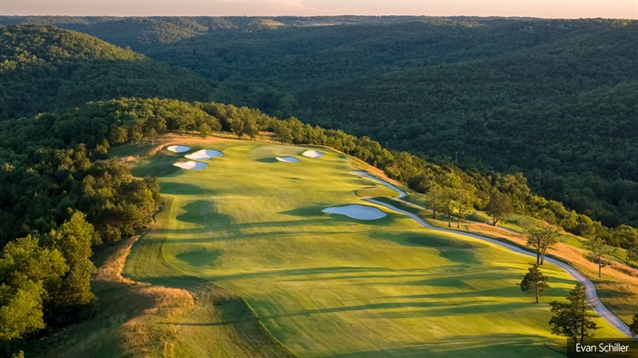 TGR Design's new layout at Big Cedar Lodge to open for preview play