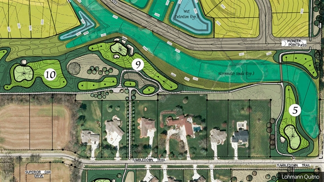 Lohmann Quitno designs new 13-hole par-three course in Wisconsin