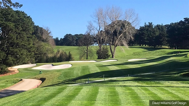 David Williams redesign progresses at Real Golf de Pedreña