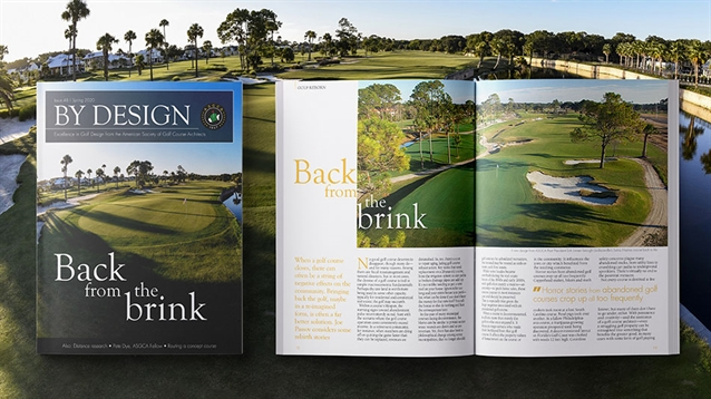 Spring 2020 issue of ASGCA's By Design magazine is out now