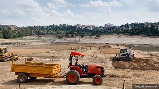 Gary Player Design completely revamps Kigali course to 18 holes