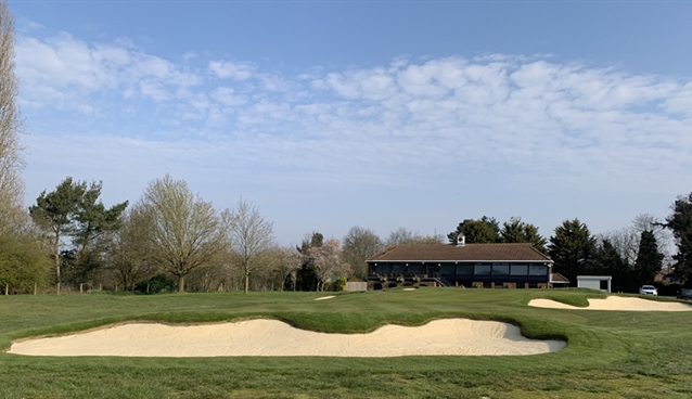 Chelmsford introduces new bunkering and improves drainage