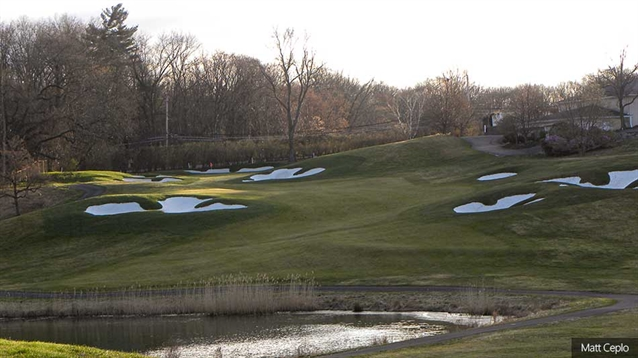 Rockland CC reopens following bunker renovation