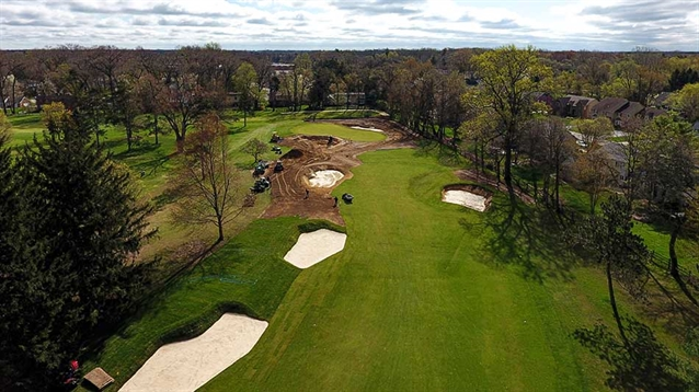 Hills Forrest Smith approaches completion of Highlands Meadows renovation