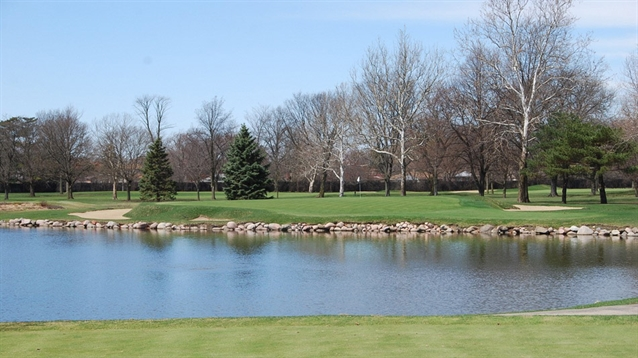 Greg Martin begins renovation work at Park Ridge CC