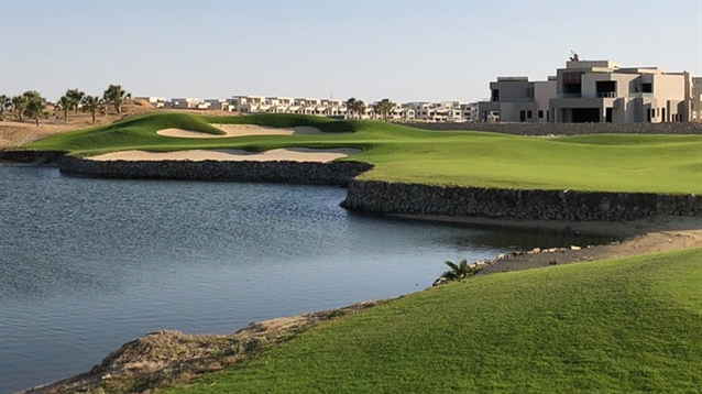 Sanford Golf Design completes Hacienda Bay in Egypt