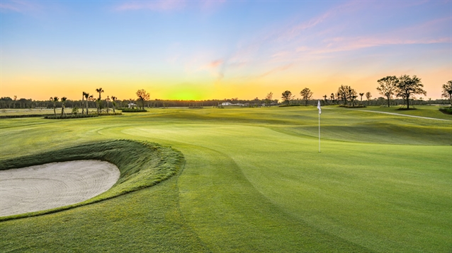 New golf course opens at Esplanade at Azario Lakewood Ranch community