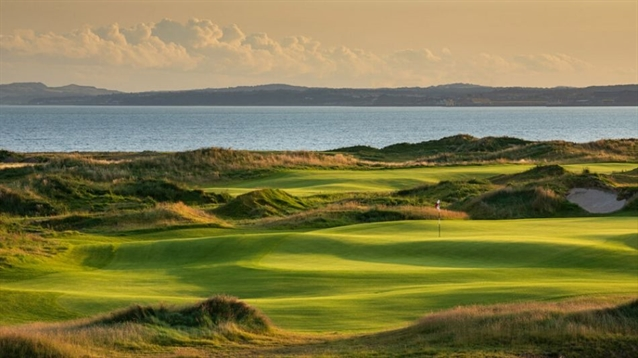 New links course opens for play in Scotland