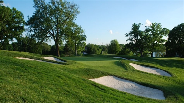 Forse Design completes bunker restoration at Congress Lake