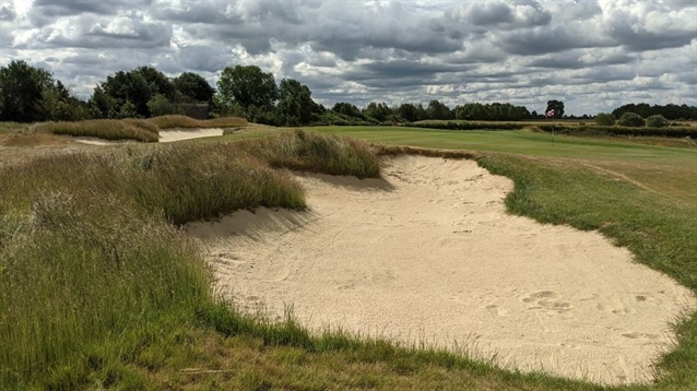 Tom McBroom's redesign of Caversham Heath on track for 2021 opening