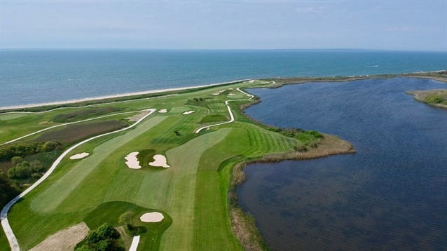 Hepner completes renovation work on The Club at New Seabury