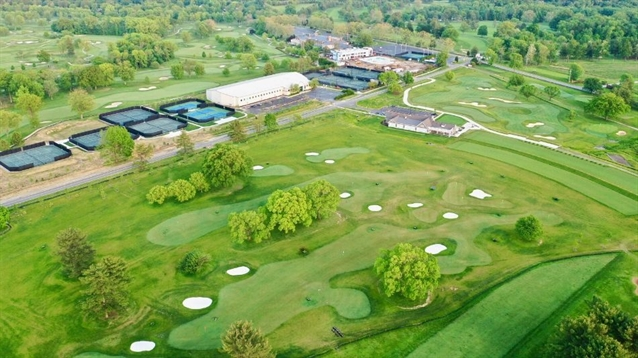DuPont CC opens new practice area designed by Sanford Golf Design
