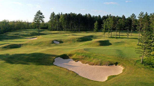 New par-three course completed at Forest Dunes