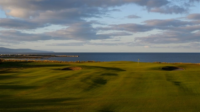 Royal Dornoch unveils revised seventh hole