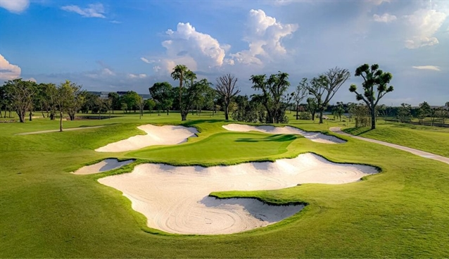 RTJ II redesigns Tanah Merah's Garden course in Singapore