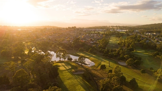 Beau Welling to redesign course at Country Club in Tasmania