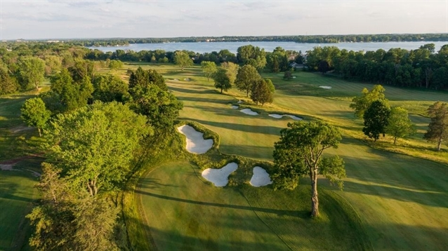 The Club at Lac La Belle unveils renovated course
