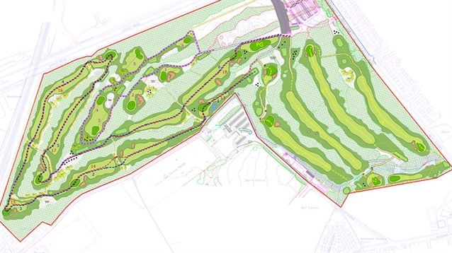 Planning application submitted for £13m Centurion Golf Centre