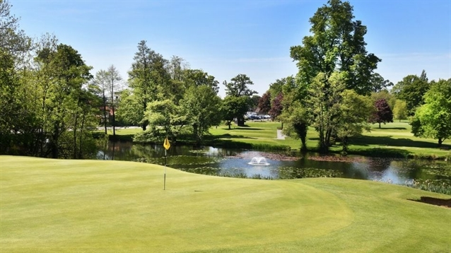 Calcot Park appoints Clayton, DeVries & Pont to develop course plan