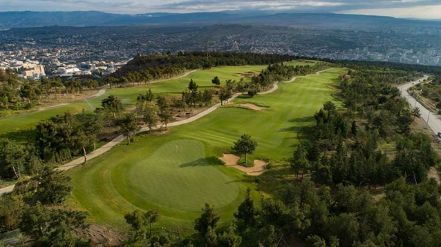 Golfplan's new nine-hole golf course in Tbilisi to open next year