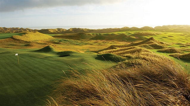 Aberdeenshire Council approves second course at Trump International Golf Links