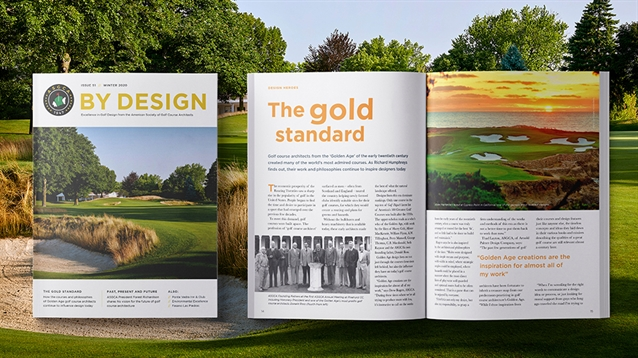 Winter 2020 issue of ASGCA's By Design magazine is out now