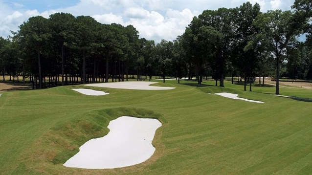 Bill Bergin completes renovation at Dalton G&CC