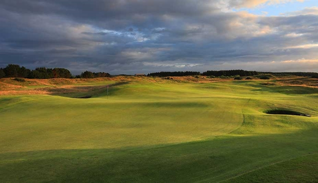 Dundonald Links in Scotland prepares for new dawn