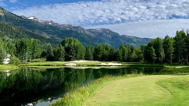 Palmer team to begin Teton Pines renovation project in April