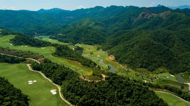 Third nine by IMG opens at Hilltop Valley in Vietnam