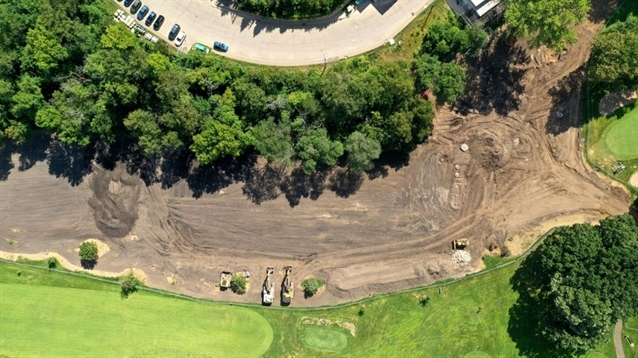 Como golf course completes stormwater project to reduce pollution