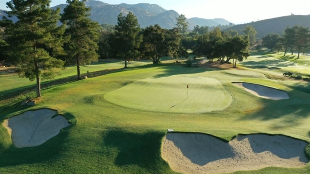 San Vicente reopens for preview play after Andy Staples renovation