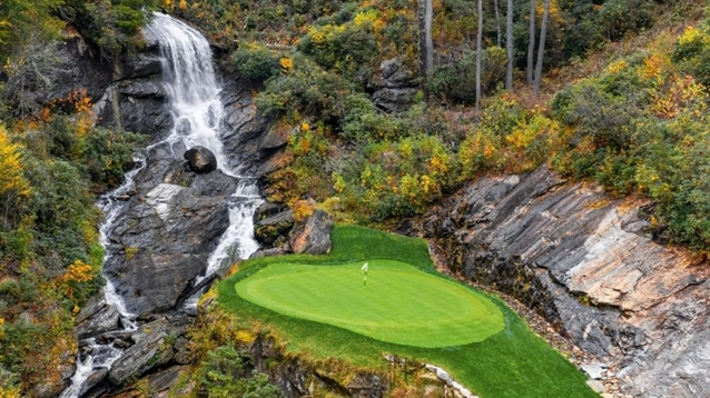 Bill Bergin continues progress with Highlands Falls renovation