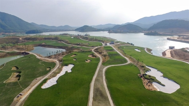 New Faldo layout in Vietnam set for summer completion