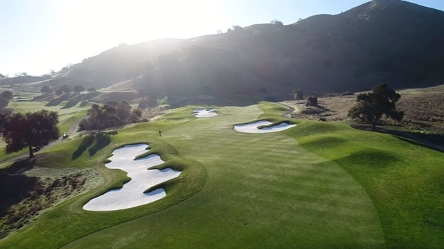 CordeValle completes bunker project on its RTJ II course