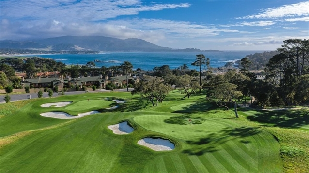 Pebble Beach ready to open Tiger Woods' reimagined 'The Hay'