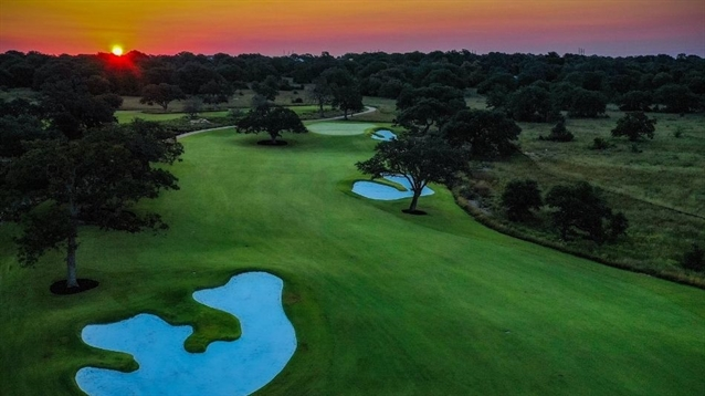 New Fazio layout takes shape at Driftwood in Texas